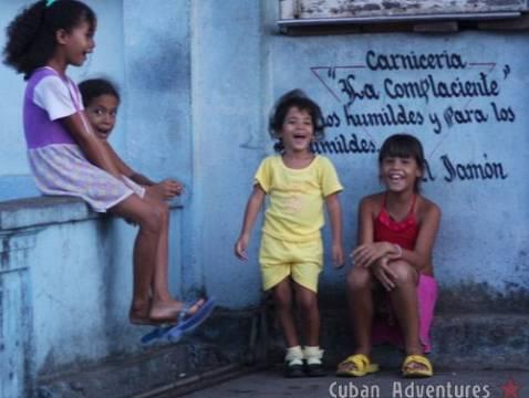 Baracoa children