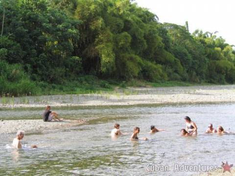 Baracoa river