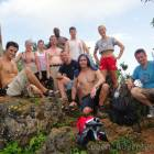 Baracoa travelers group