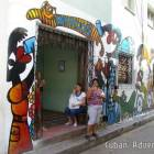 Camaguey wall painting
