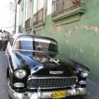 Santiago de Cuba black car