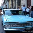 Santiago de Cuba car