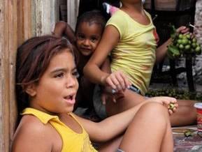 Santiago de Cuba kids