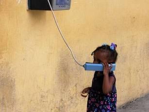 Santiago de Cuba public phone