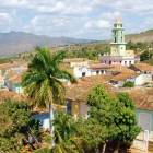 The beautiful colonial town of Trinidad