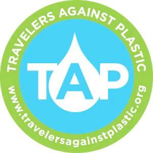 Travelers Against Plastic-tap desktop
