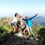 Trekking in the Sierra Maestra