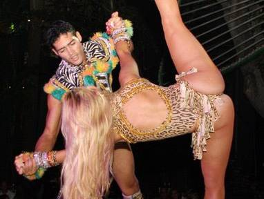 Tropicana Dance