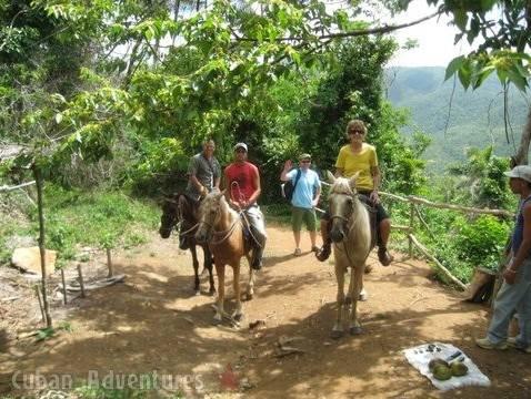 Viñales horse ride