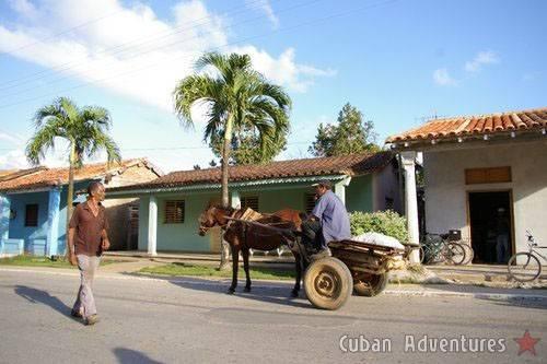 Viñales street